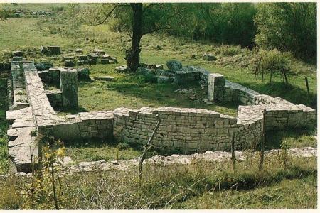 Vastogirardi: il tempio italico.