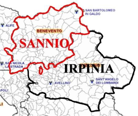 SANNIO IRPINIA