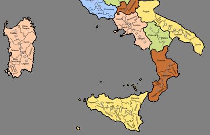 Meridionale insulare